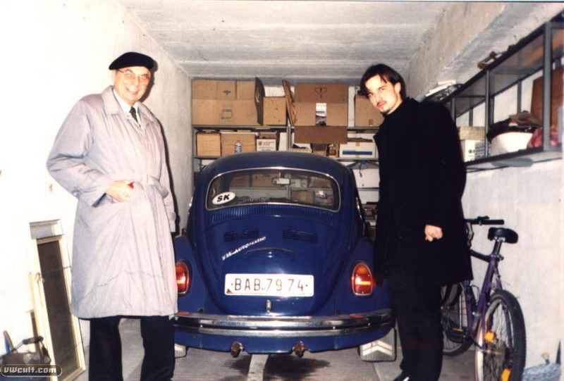 Sold VW Bug