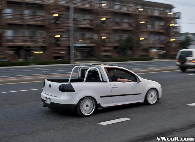 VW Golf V Pickup